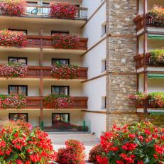 Balcons de l'Hotel Rutllan & Spa