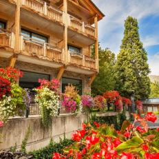 Flowers of the Rutllan Hotel & Spa