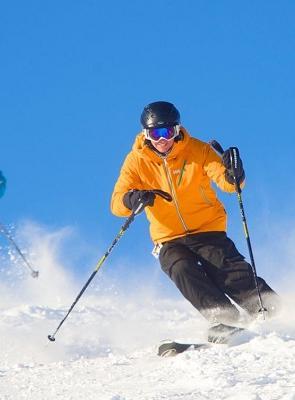Катание на лыжах до Грандвалиры