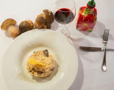 Hotel Rutllan & Spa restaurant's dish