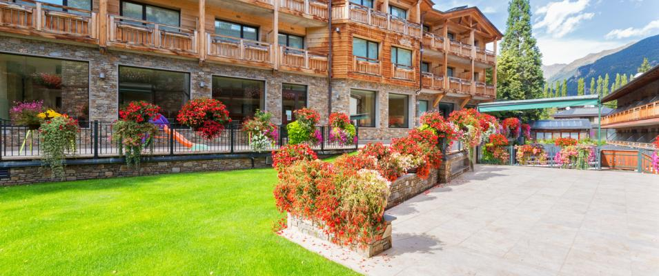 Exterior do Rutllan Hotel & Spa
