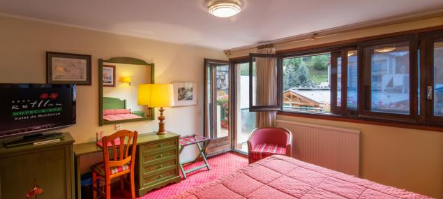 Hotel Rutllan & Spa STANDARD DOUBLE ROOM FOR SINGLE USE